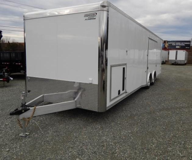 2019 Bravo ALUMINUM Silver Star 8.5X28 10K w/ Full Escape Door