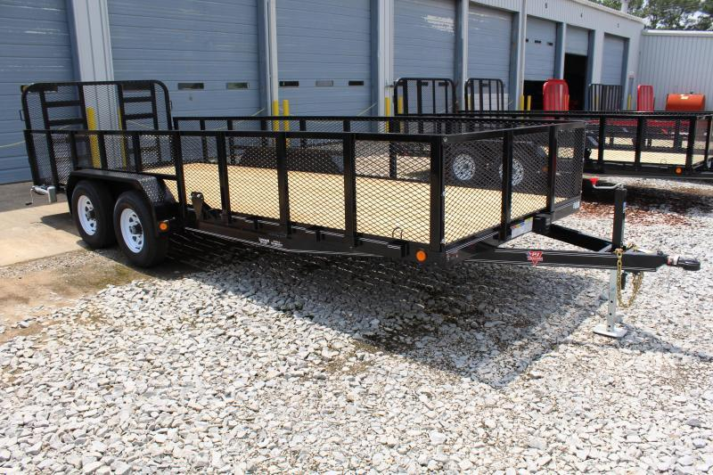 2020 PJ Trailers 20ft UL 10K Utility Trailer