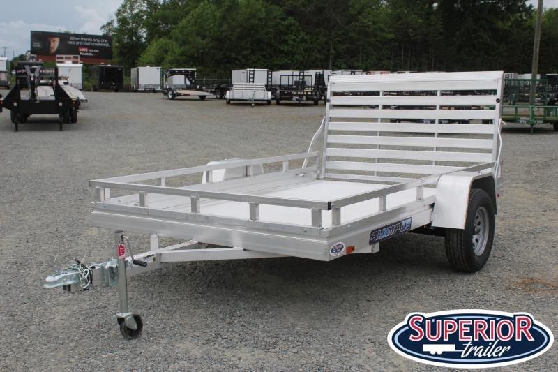 2020 Aluma 7810ES w/ Rail Kit and Tailgate