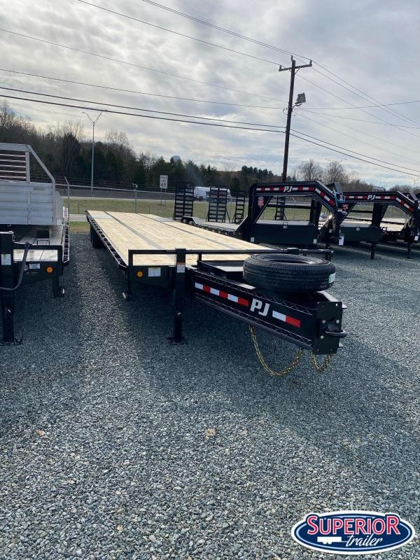 2020 PJ  PL Low Pro 40ft PL Pintle Flatbed  w/ Slide Track
