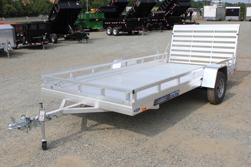 2020 Aluma 7814ES w/ Rail Kit & Tailgate