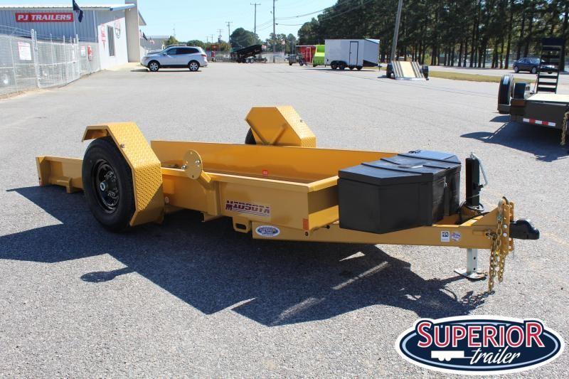 2020 Midsota SL-12RA Equipment Trailer
