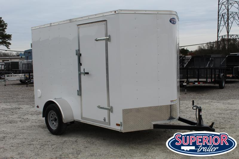 2020 Haulmark Passport 6x10 w/ Double Doors