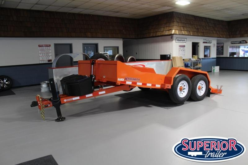 2020 Midsota SL-14-SL Equipment / Scissor Lift Trailer