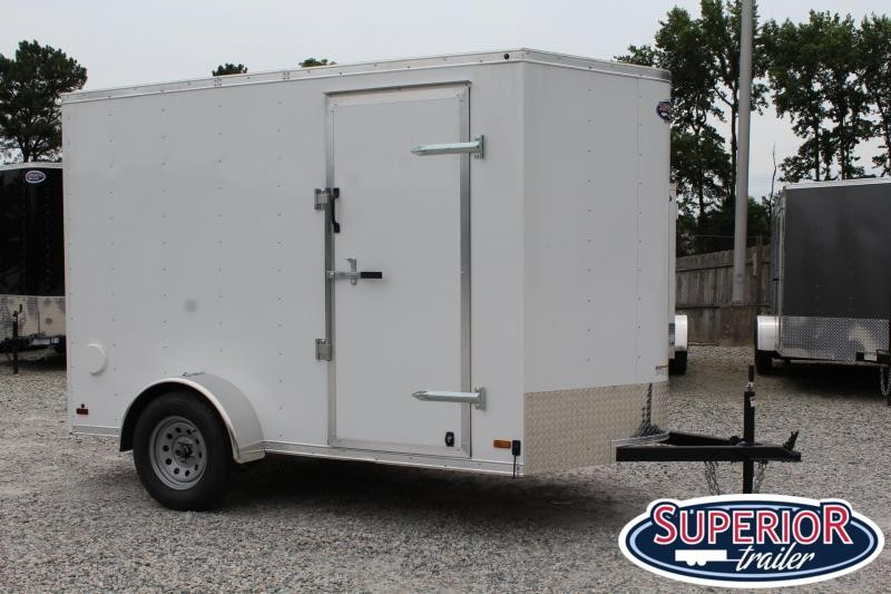 2020 Haulmark Passport 6x10 w/ Double Rear Doors