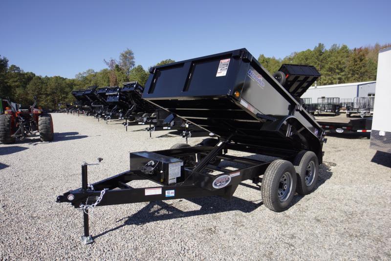 2020 Hawke 6X10 10K Dump