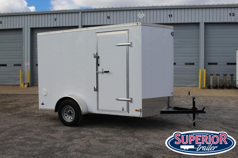 2020 Haulmark Passport 6x10 w/ Ramp Door