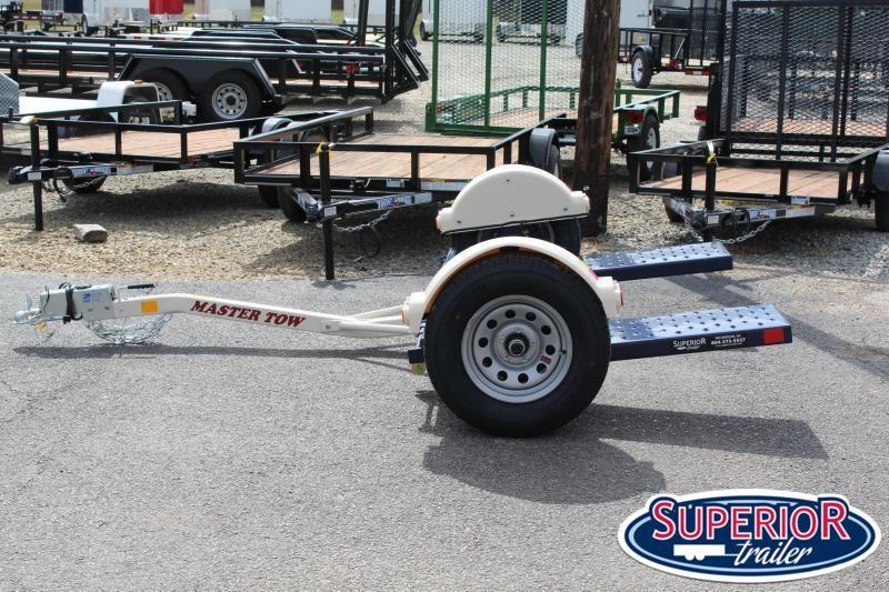 2020 Master Tow 80THD Tow Dolly w/ Surge Brakes