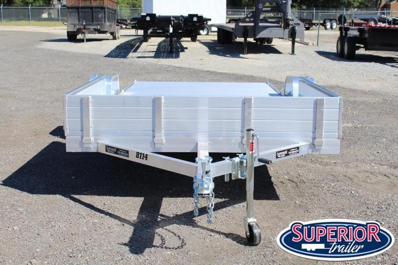 2020 Aluma 8114SR w/ Side Ramps