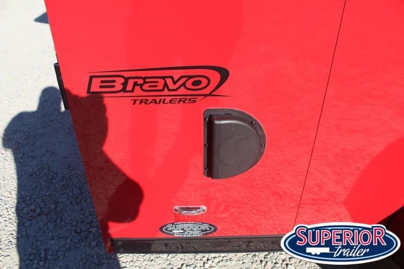 "2020 Bravo Scout 7x14 w/ 6"" Extra Height & Ramp"