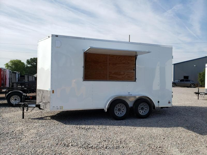 2020 Continental Cargo 7X14 Vending/Concession Trailer
