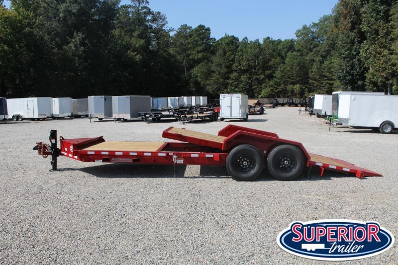 2020 Midsota TB-22 Tilt Bed Trailer
