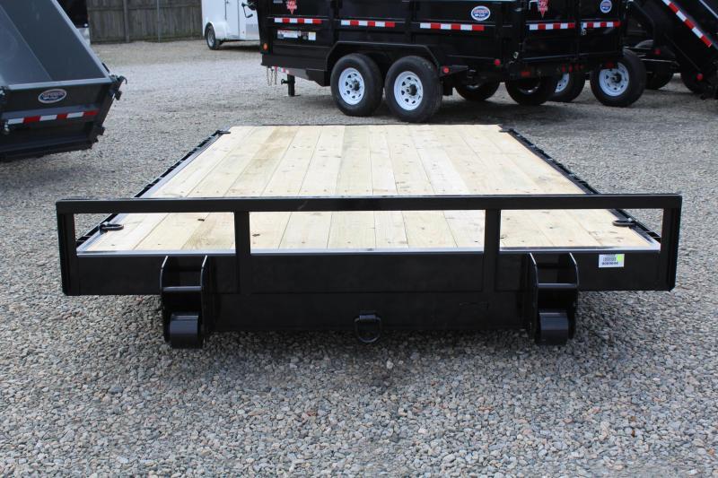 2020 PJ Trailers Roll Off Deck