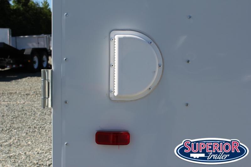 2020 Bravo Hero 7x16 w/ Double Rear Door