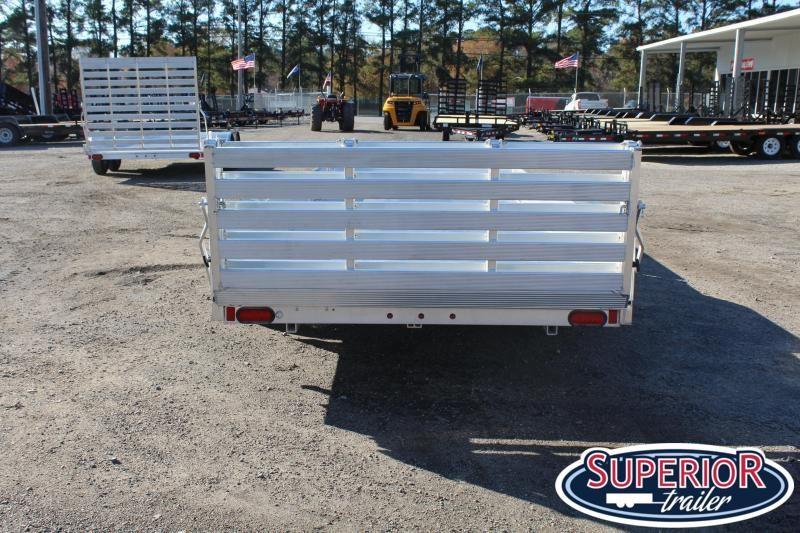 2020 Aluma 8118TA w/ Bi-Fold Tailgate