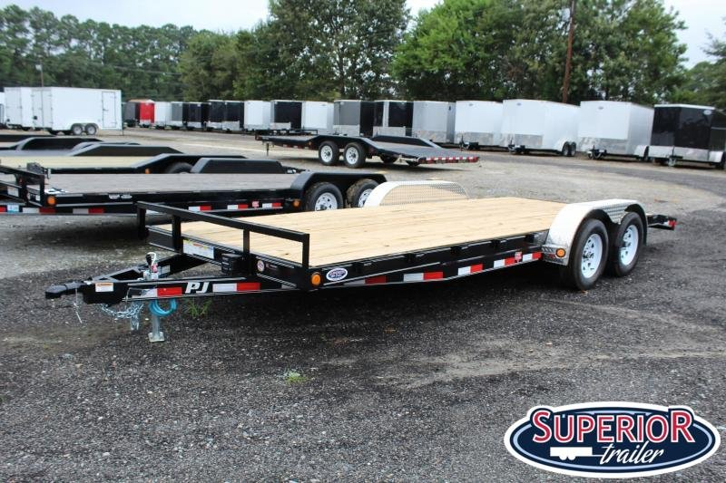 2020 PJ Trailers 20' C5 Car / Racing Trailer