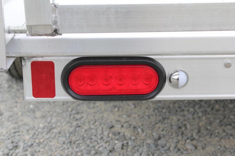 2020 Aluma 7810ESA w/ Rail Kit & Tailgate