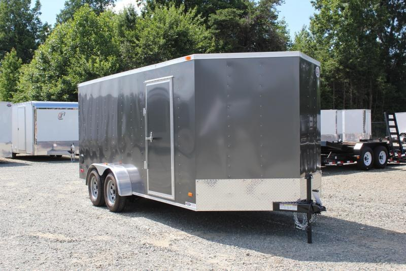 2020 Bravo Hero 7x16 w/ Ramp Door