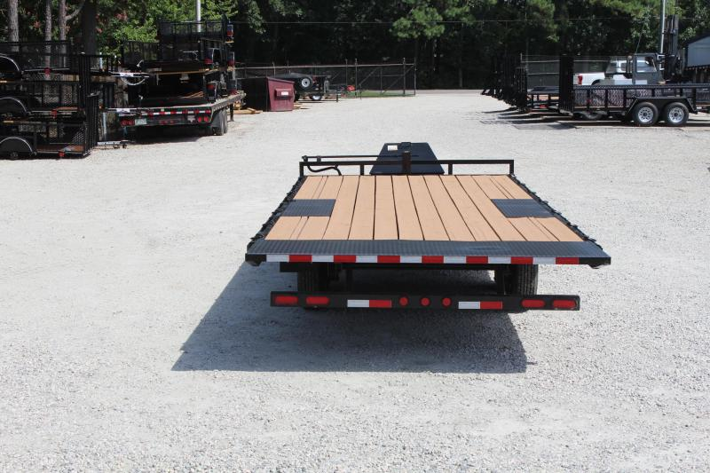 2019 PJ Trailers 22' T8 14K Tilt Equipment Trailer