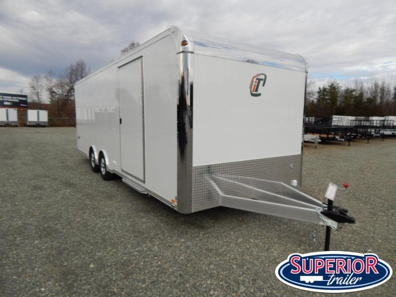 2020 inTech 8.5x24 10K Aluminum Loaded w/ Escape Door