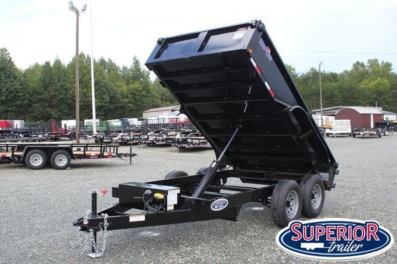 2020 Hawke 6X12 10K Dump