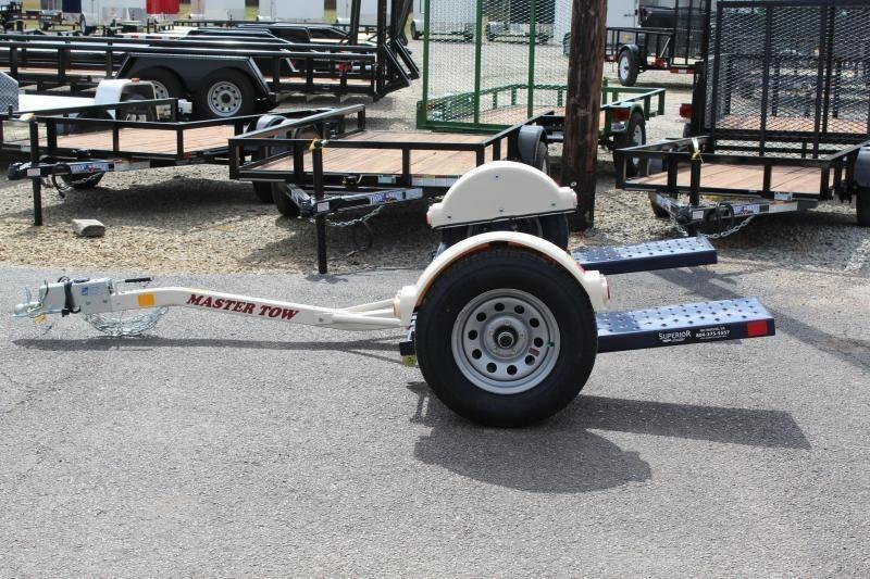 2020 Master Tow 80THD Tow Dolly w/ Surge Brakes