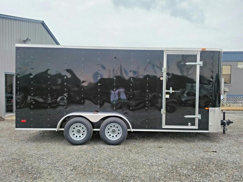 2020 Continental Cargo 7X16 w/Ramp Door