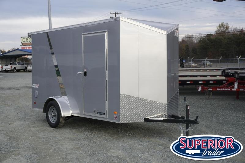 "2020 Bravo Scout 6x12 w/ 6"" Extra Height and Ramp"