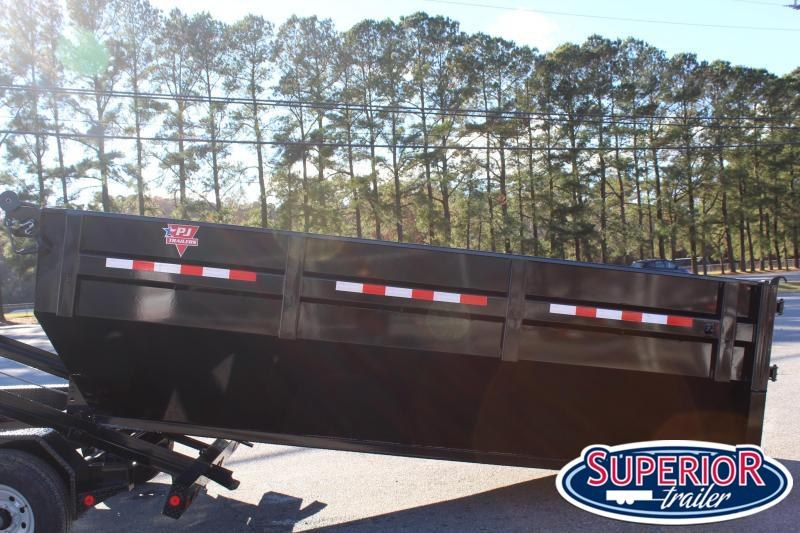 2020 PJ Trailers Roll Off Dumpsters Only