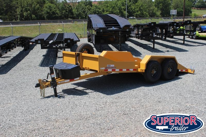 2020 Midsota SL16 Scissor Lift Trailer