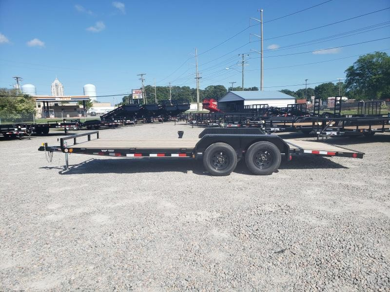 2019 PJ Trailers 20' C4 7K Car / Racing Trailer