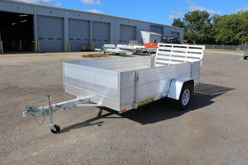 """2020 Aluma 6310 LW w/ 24"""" Side Rack and Tailgate"""
