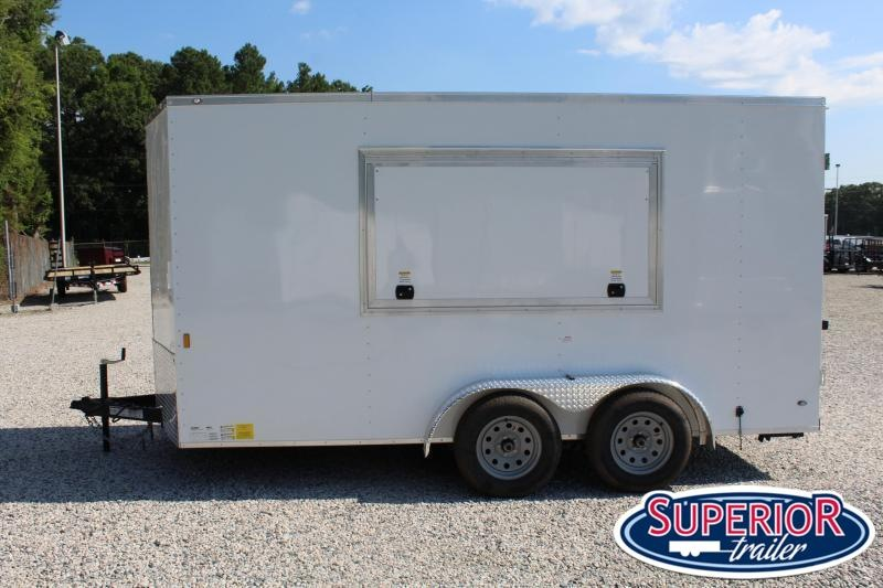 2020 Continental Cargo 7X14 Concession Trailer