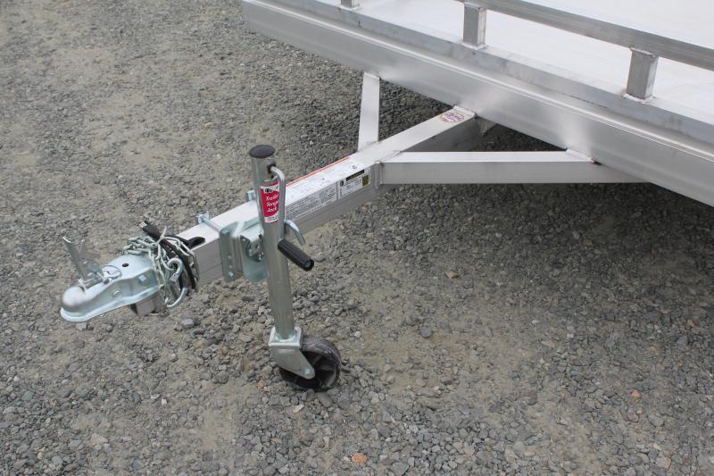 2020 Aluma 7810ESA w/ Rail Kit and Tailgate
