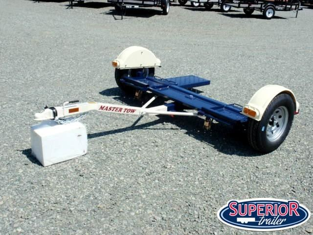 2020 Master Tow 80THD Tow Dolly w/ Electric Brakes