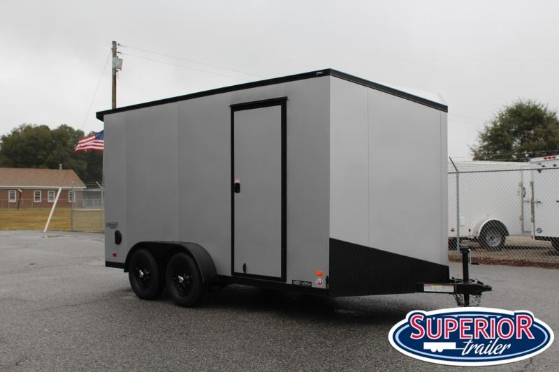 """2020 Bravo Scout 7x14 w/ 12"""" Extra Height and Ramp"""