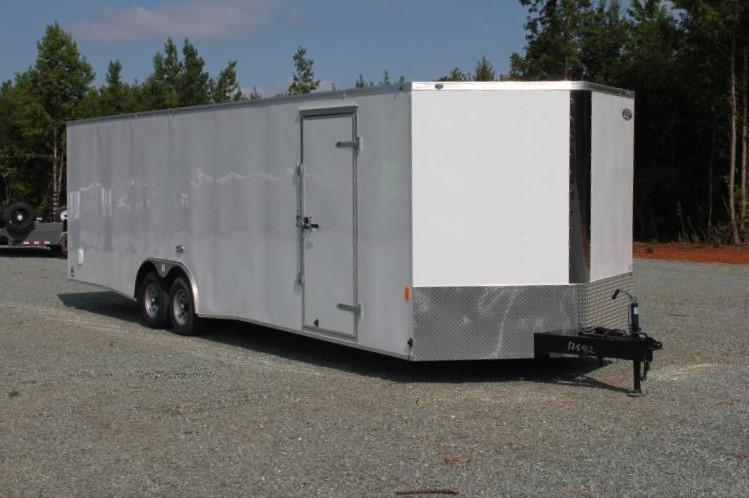 2020 Continental Cargo 8.5X28 10K W/Ramp Door