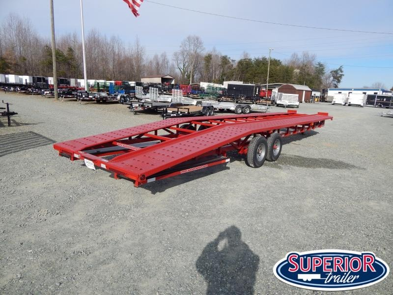 2019 Take 3 36ft 2 Car Hauler