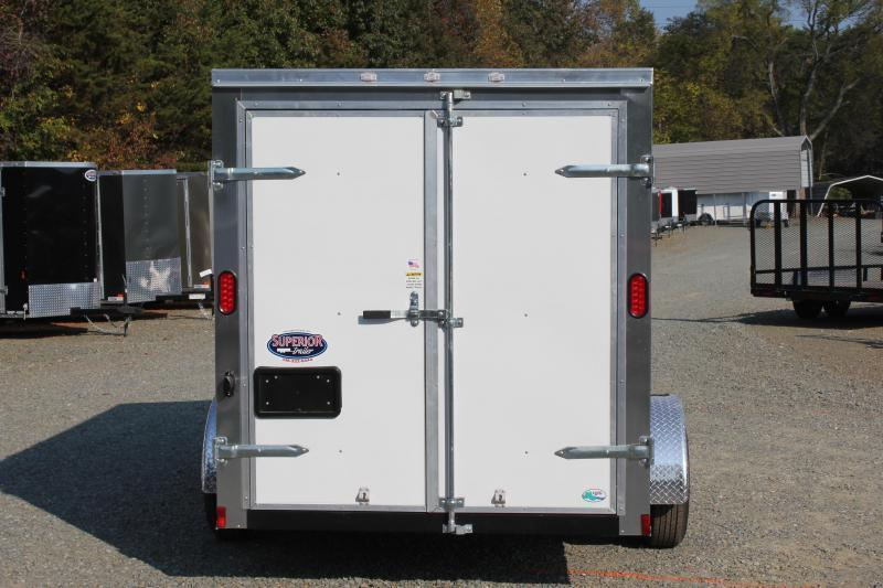 2020 Continental Cargo 6x12 Special w/ Double Rear Door