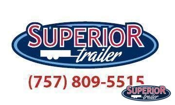 2020 PJ Trailers 7X12 U8 Utility Trailer w/ Side Rails