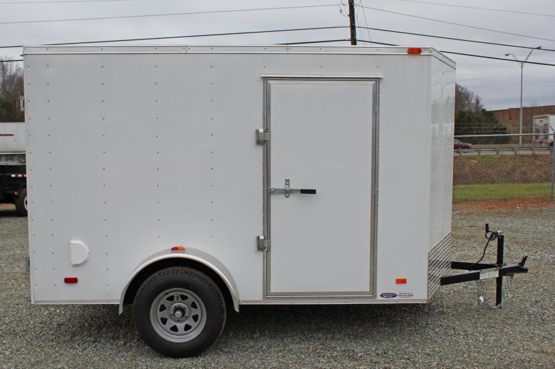 2020 Bravo Hero 6x10 w/ Double Rear Door