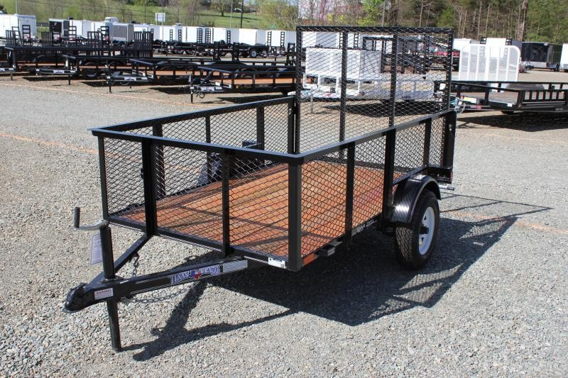 2019 Texas Bragg 5X8LB w/ 2ft Expanded Sides and Tailgate