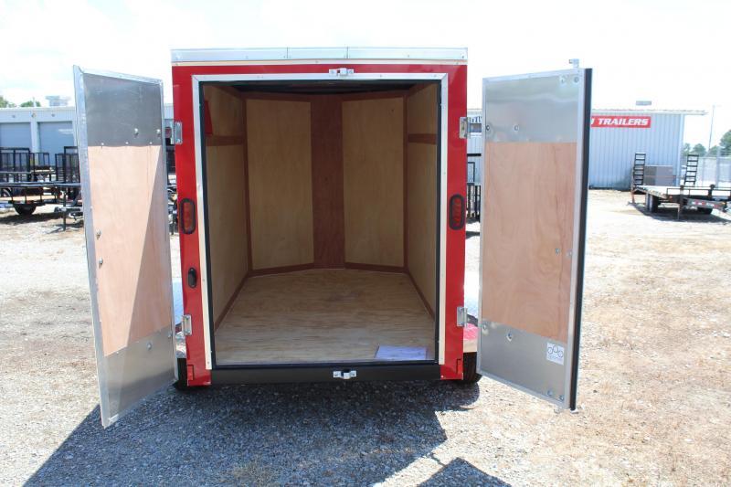 2020 Continental Cargo 5X8 w/ Double Rear Door