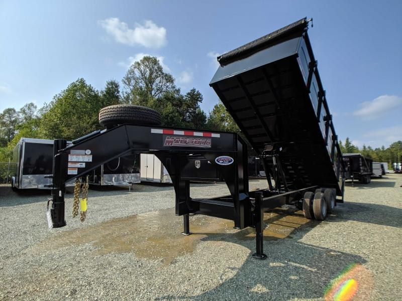 2020 Midsota HVO-20 8x20 25K Dump Trailer w/ 12K Axles