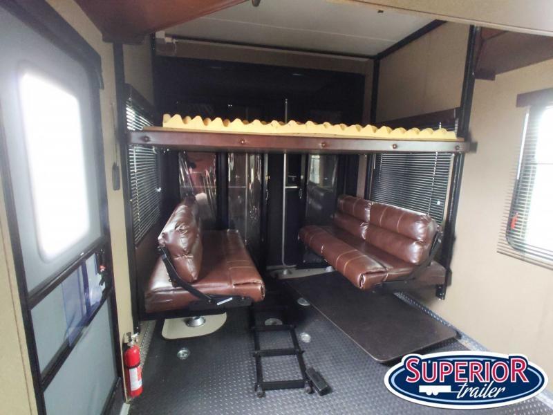 2014 Heartland  Road Warrior 425 Toy Hauler RV