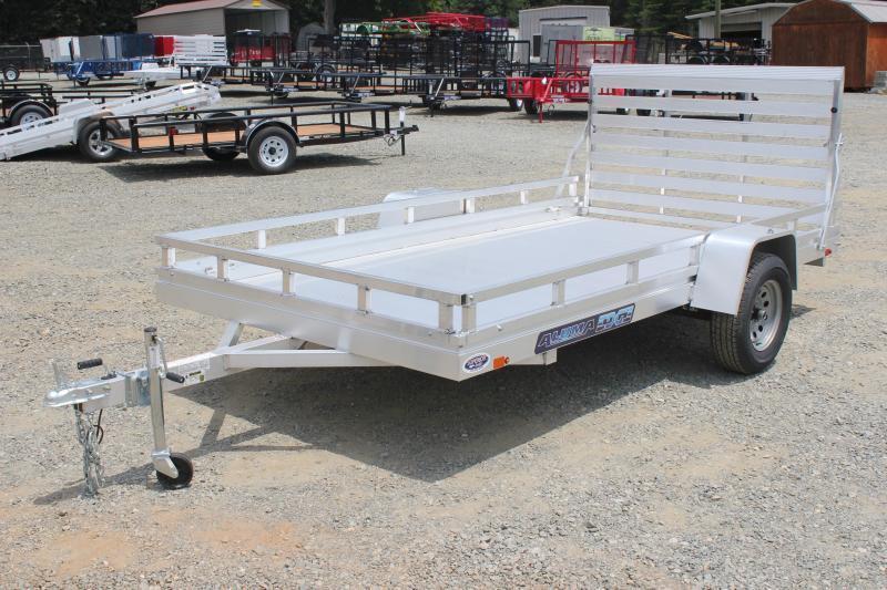 2020 Aluma 7812ES w/ Rail Kit & Tailgate