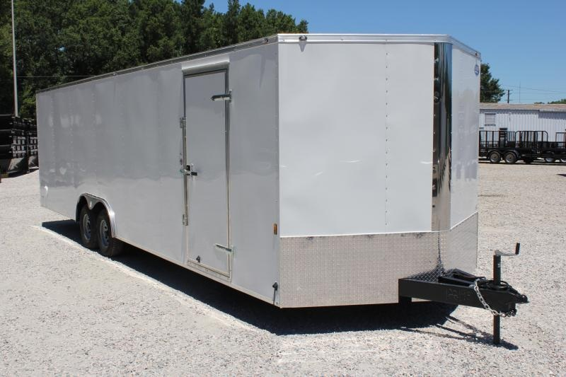 2019 Continental Cargo 8.5X28 10K W/Ramp Door