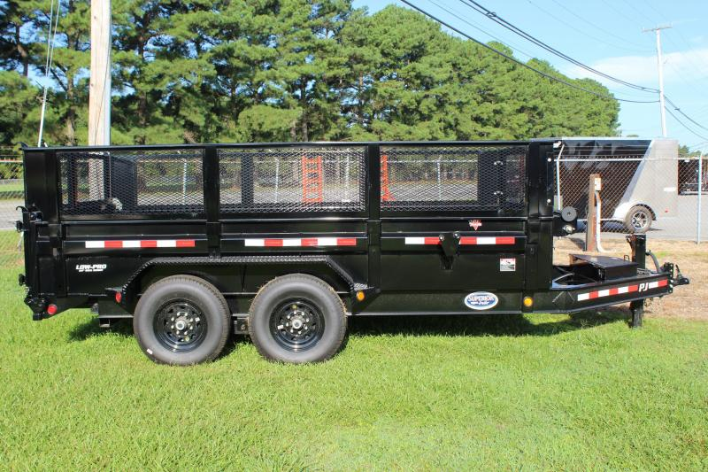 Dump Trailers Superior Trailers Nc And Va Flatbed And