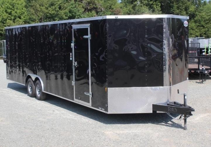 2019 Continental Cargo 8.5X28 10K w/ Ramp Door
