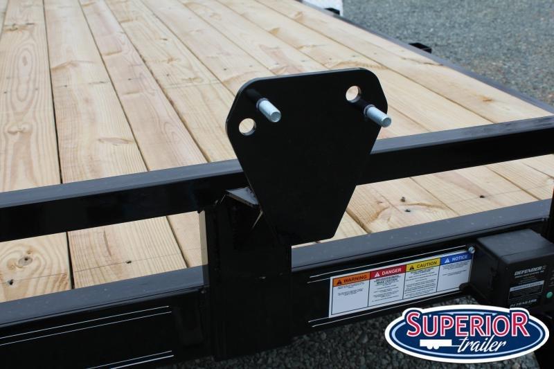 2020 PJ 18 C5 w/ Rear Slide in Ramps